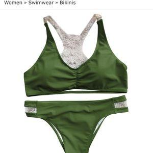 Other - Green swim suit bikini